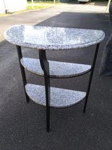 Marble End Table in Warner Robins, Georgia