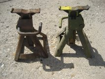 Vintage 2-Ton Car Jack Stands - Pair in Chicago, Illinois