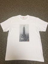 Supreme x Mike Kelley Empire State Building in Okinawa, Japan