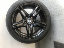 """BMW e92 17"""" wheels plus new Sumer tires in Ramstein, Germany"""