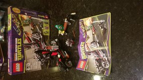 Lego #79101 TMNT Shredders Dragon Bike in Yorkville, Illinois