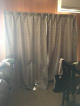 Black out Curtains in Okinawa, Japan