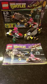 Lego #79102 TMNT Stealth Shell in Pursuit in Aurora, Illinois