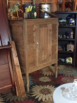 primitive antique pie safe/ pantry in Cherry Point, North Carolina
