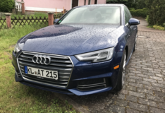 2017 Audi A4 Quattro S-Line Low Miles, Almost New (13K miles) in Ramstein, Germany