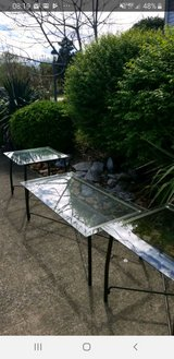 Coffee table and 2 end tables in Fort Campbell, Kentucky