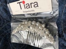 Hair comb pearls new in The Woodlands, Texas