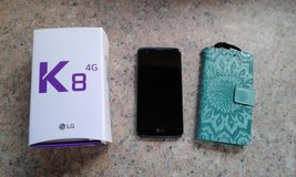 LG K8 4g smart phone in Lakenheath, UK