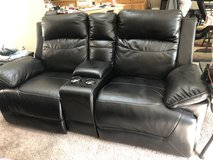 Leather couch set in Fort Lewis, Washington