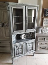 Corner Rustic Hutch in Baytown, Texas