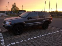 Automatic / 4x4 2002 Jeep Grand Cherokee in Ramstein, Germany