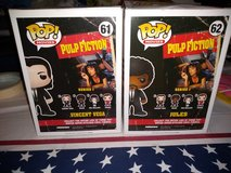 2 pulp fiction pops in Fort Campbell, Kentucky