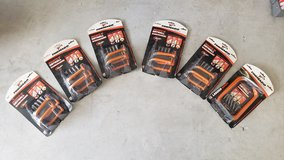 (NEW) 6 Packages (12 hangers) Of Drywall Utility Hangers in The Woodlands, Texas