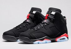 Air Jordan Infrared 6 size 9.5 and 10 in Ramstein, Germany