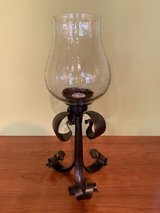 Hurricane Candle Holder in Naperville, Illinois