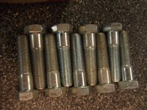 GRADE 5 BOLTS-7/16 FINE 1 .5 LONG-100 PEICE LOT in Camp Lejeune, North Carolina