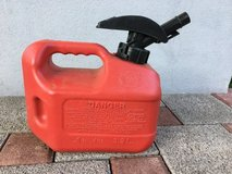 1 Gal - Red Gas Can in Ramstein, Germany