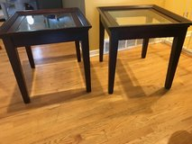 End Tables (set of 2) in Aurora, Illinois