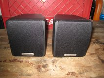 Cambridge SoundWorks MC55 Shelf or Hanging Speakers in Naperville, Illinois