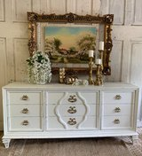 Dresser- White and gold in Kingwood, Texas