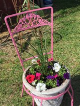 antique wrought iron planters in Cherry Point, North Carolina