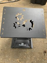 Adjustable laptop stand writing stand for table top in Houston, Texas