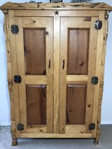 solid Pine Armoire in Lackland AFB, Texas