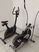 FREE gym equipment in Ramstein, Germany