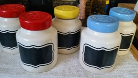 5 jars never used in Clarksville, Tennessee