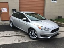 2016 Ford Focus SE Hatchback - Just 16,775 Miles!!! in Ramstein, Germany