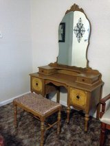 Dressing table in Conroe, Texas