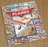 Disney PLANES Look and Find Over Sized Hard Cover Book Grade 1st - 3rd in Oswego, Illinois