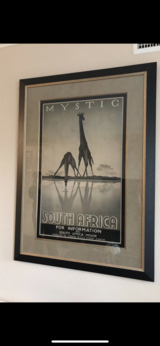 South Africa Framed Art in Naperville, Illinois