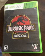Jurassic Park XBOX 360 in Bolingbrook, Illinois