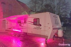 STOLEN TRAVEL TRAILER PLEASE HELP!! in Conroe, Texas