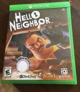 Hello Neighbor Xbox one in Naperville, Illinois