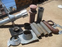 ##  Assorted Chimney / Stove Pipes  ## in 29 Palms, California