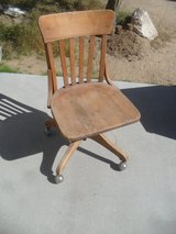 ^^  Vintage Oak Chair  ^^ in 29 Palms, California