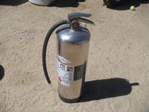 $$  Fire Extinguisher  $$ in Yucca Valley, California