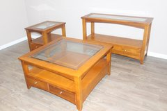 Set of 3 Tables in CyFair, Texas