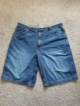Men's Dark Denim Shorts in Camp Lejeune, North Carolina