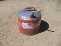 ^^^  Vintage Gas Can  ^^^ in Yucca Valley, California