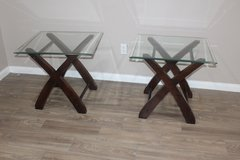 Pair of Side Tables in Kingwood, Texas