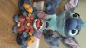 Disney Stitch in Camp Lejeune, North Carolina