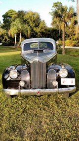 1941 PACKARD 120 BUSINESS COUPE in Kingwood, Texas