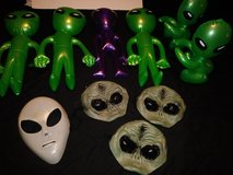 Area 51 theme  - Alien party decors in Kingwood, Texas