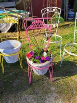 antique wrought iron planters in Camp Lejeune, North Carolina
