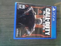 Call of Duty Black Ops lll PS4 in Camp Lejeune, North Carolina