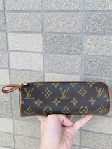 Authentic Louis Vuitton Cosmetic Pouch/Pen Case in Okinawa, Japan
