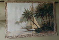 Large Fronckowiak Tapestry in Cherry Point, North Carolina